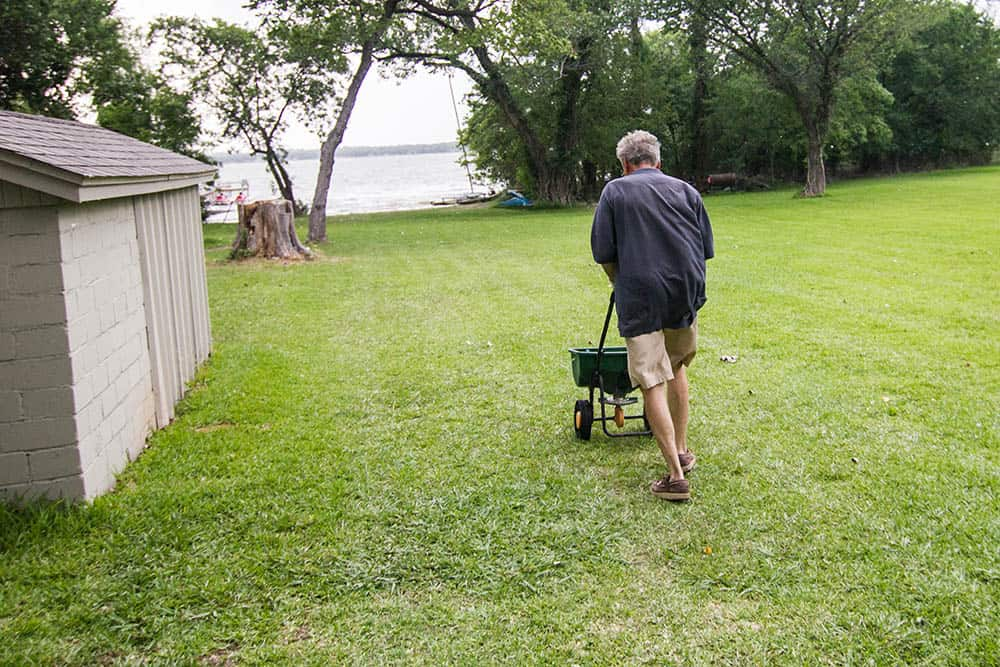 Using Milorganite Every Month? How Much is Too Much?