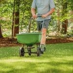 When to apply crabgrass preventer in Wisconsin