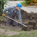 Best tools to dig a trench