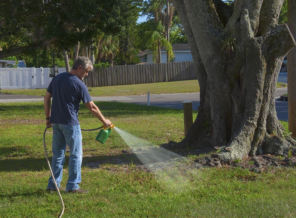Herbicide that kills everything but Bermuda grass