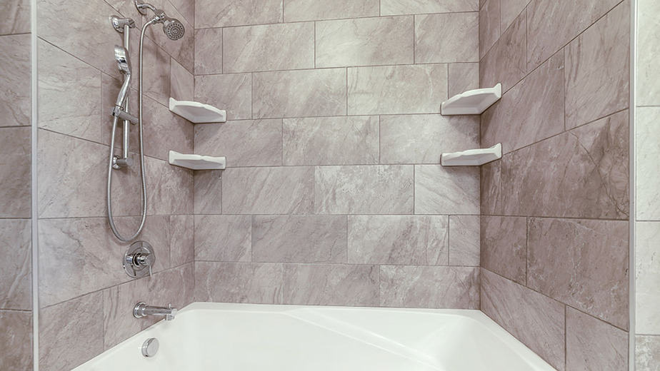 Can you tile over drywall in a shower?