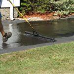 How long does asphalt sealer take to dry?