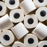 How to dissolve toilet paper in a sewer line