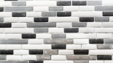 Install glass tile backsplash on drywall