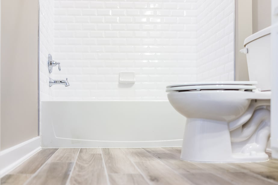 How to remove a toilet permanently