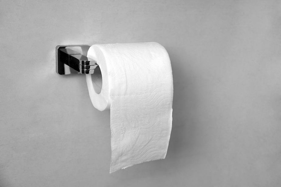 How to remove a toilet paper holder