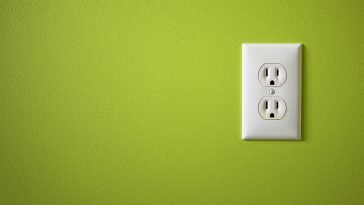 Can you use 14/2 wire for outlets?